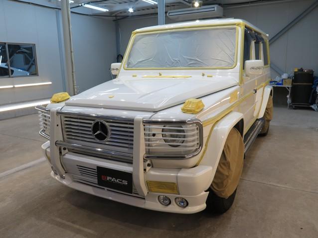 Mercedes benz g55 amg b pacs staff blog for Mercedes benz of chandler staff