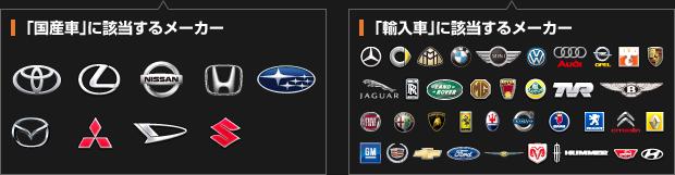 国産車/輸入車