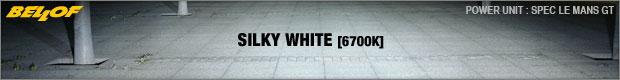 Silky White [6700K]
