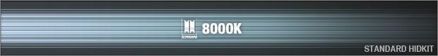 STANDARD [B-PACS ORIGINAL HID] 8000K