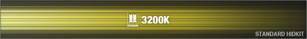 STANDARD [B-PACS ORIGINAL HID] 3200K