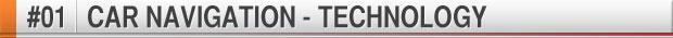 #01 | CAR NAVIGATION - TECHNOLOGY