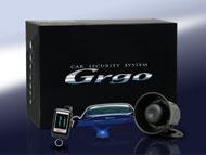 ユピテル アンサーバックリモコン搭載 カーセキュリティ Grgo(ゴルゴ)ZX