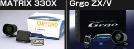 CLIFFORD MATRIX 330X | YUPITERU Grgo ZX/V