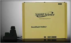 サウンドサイエンス社 サウンドシャキット PA504-Z