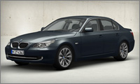 BMW 5 Seriesセダン