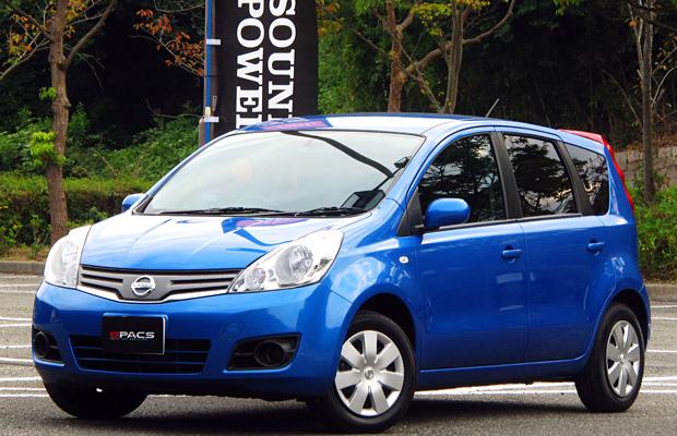 ビーパックス京都店のデモカー:日産 NOTE(ノート)/後期型 2008年モデル