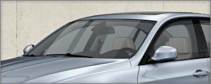 BMW セダン フロント部分
