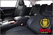 DOTTY シートカバー LUXUR-VIP
