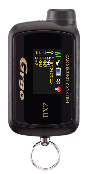 Grgo(ゴルゴ) ZXIII / XIII シリーズ リモコン